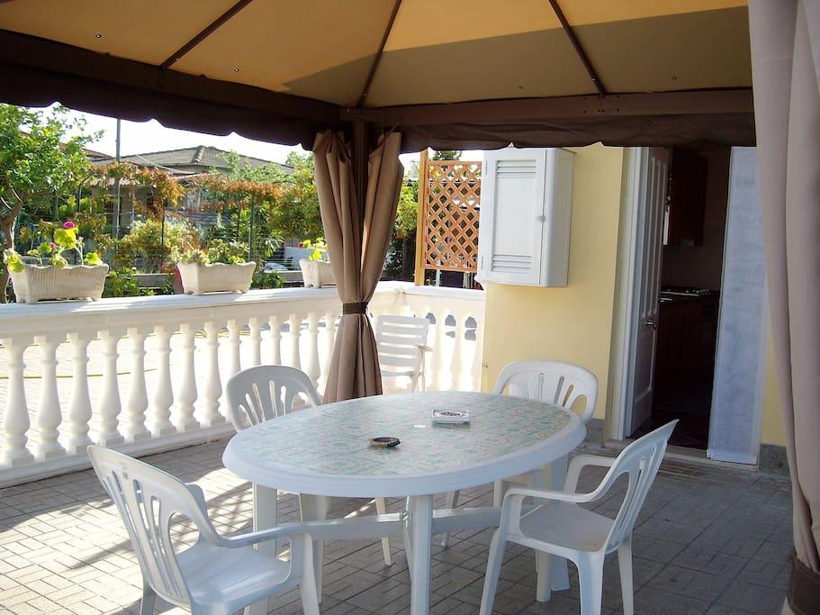 esterno Lilia's villa