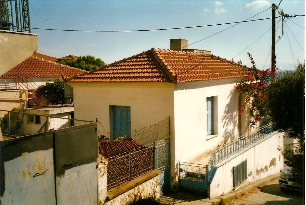 Дом на берегу моря в Митилини