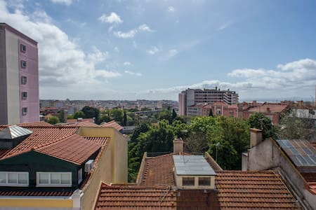Amoreiras Belvedere - Lisboa - Apartamento