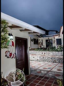 Cabaña el Encanto - Mérida - Sommerhus/hytte
