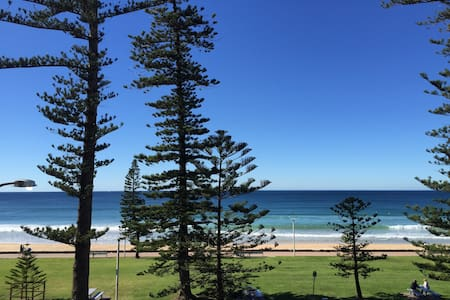 Absolute beachfront in Manly! - Wohnung