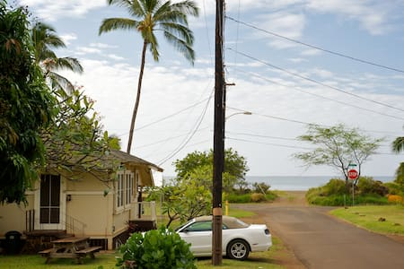 Waimea Beach Cottage