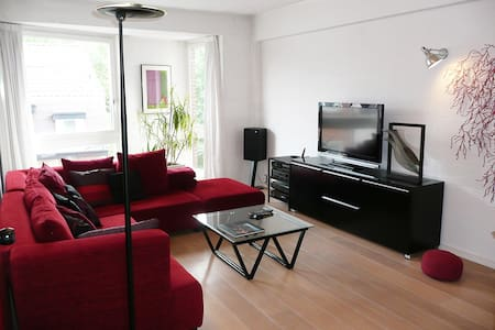 NICE APARTMENT VIEW & PARKING Uccle - Apartment