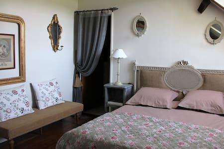 Au cœur d'un haras à 35 km de Paris chambre d'hôte - Tournan-en-Brie - Bed & Breakfast