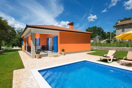 Villa Ana211 - Brgod - Willa