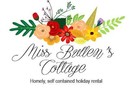 Miss Bullen's Cottage   Yungaburra  - Yungaburra