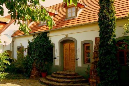 Hangulatos családi ház