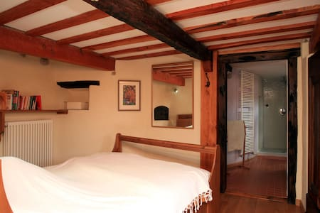 In stone near Rennes le Chateau.  Hill top beauty - Quillan - House