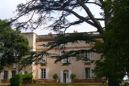 The top 20 castles for rent in toulouse airbnb bon coin for Maison familiale toulouse