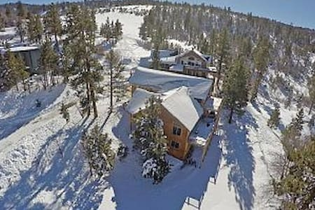 Slopes open 12/1 Come enjoy SNOW!!! - Big Bear Lake