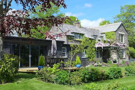 The Glebe Cottage, B&B with ensuite - Hus
