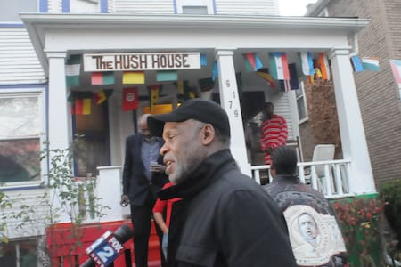 The Hush House Museum Residence