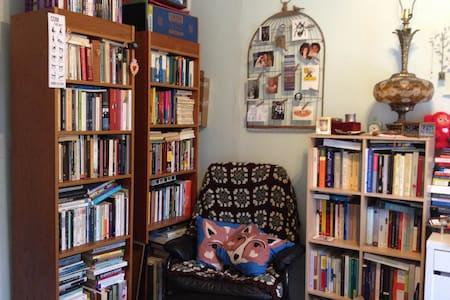 Book Nook Studio Apt