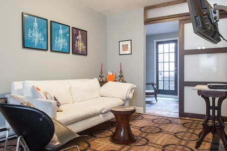 Beautiful apartment+extras NYC area - Jersey City - Apartment