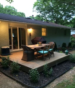 Cozy room minutes from Decatur - Scottdale