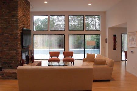 Contemporary Quogue Vacation Home - House