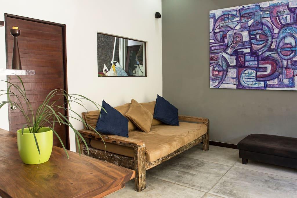 Budget homy cozy villa 2BR + pool