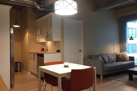 Condo in DT - Close to Everything! - Montréal - Wohnung