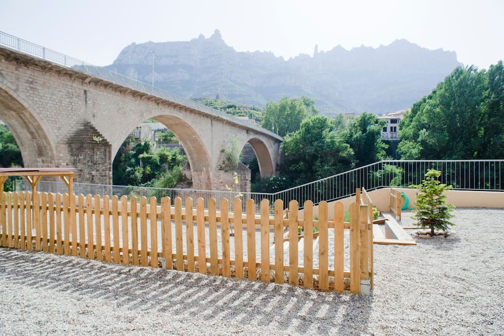 Montserrat rental in Barcelona