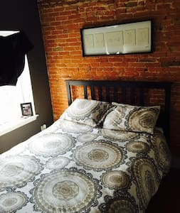 Cozy space in Federal Hill!