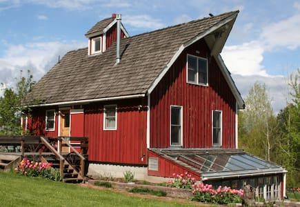 Peterson Barn Guesthouse - Moscou - Cabane