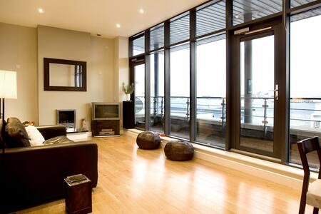 City Penthouse in IFSC, Dublin - Dublin - Apartment