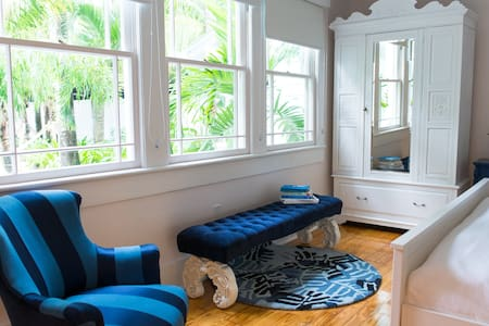 Boutique B&B for locals/travelers, king bed #B11 - Miami - Bed & Breakfast