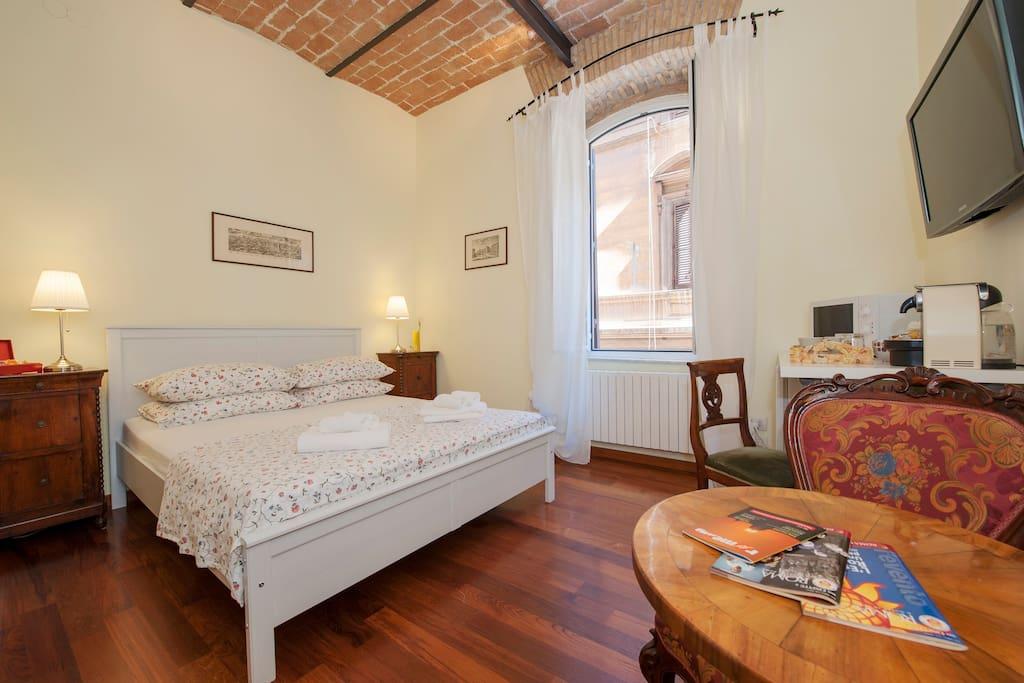 The romantic room