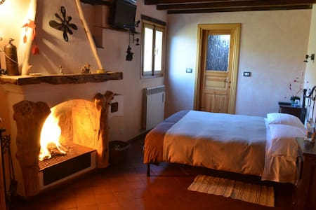 "Camera doppia ""Emma"" - Apricale - Bed & Breakfast"