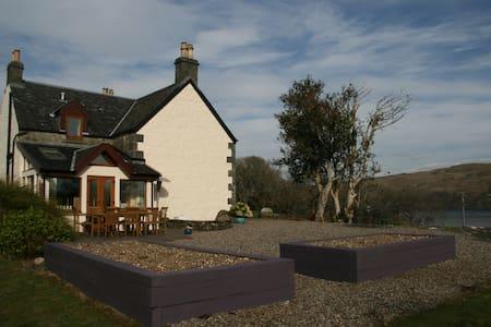 Collaig House Bed & Breakfast. - Kilchrenan, Nr Taynuilt - Bed & Breakfast