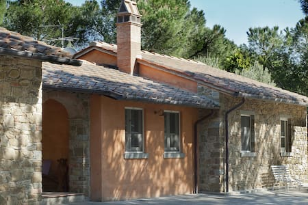 Tuscany home with swimming pool - Arezzo - House