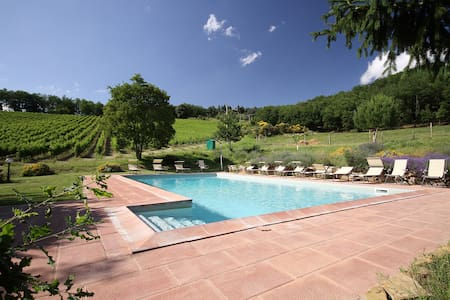 Farmhouse near Florence - Fienile - Apartment