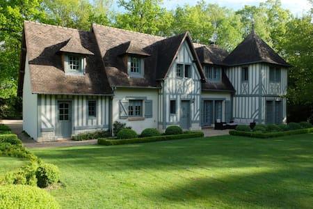Beautiful country house - La Houssaye - Casa