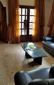 Living Room - Yaounde - Apartment