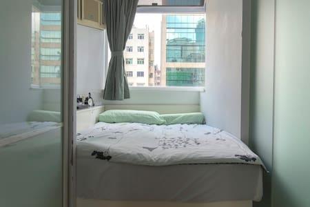 Trendy Tin Hau Apt by Victoria Park - Apartment