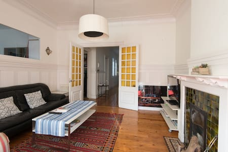 special! beautiful, historic value, large, central - Apartemen