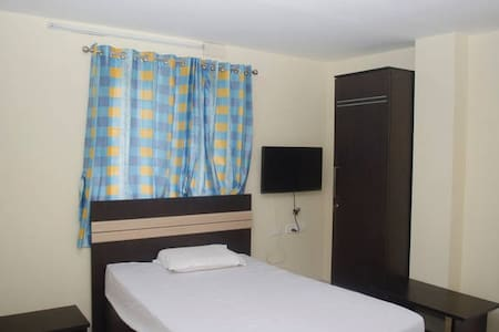 Baba House - Single Room Non AC - Coimbatore - Appartement
