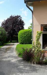 Belle chambre dans superbe maison de village - Montech - Rumah