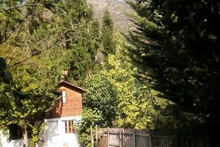 Cabaña Camino a Farellones, - Lo Barnechea - Ház