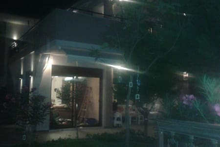Εξοχική κατοικία διόροφη με εξωτερική σκάλα! - Haus