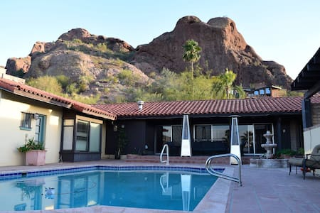 $1 Million Dollar View on Camelback Mountain Rm #1 - House
