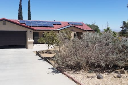 Sky Harbor Retreat - Cal King/Private Entrance - Yucca Valley - Haus
