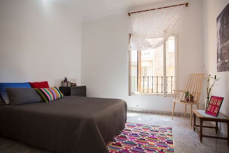 Artist room in the heart of Palma! - Palma