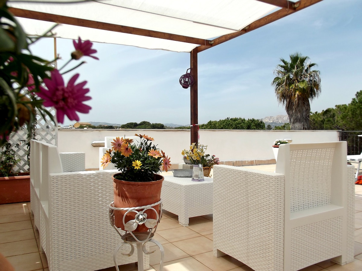 Rental apartments Agrigento