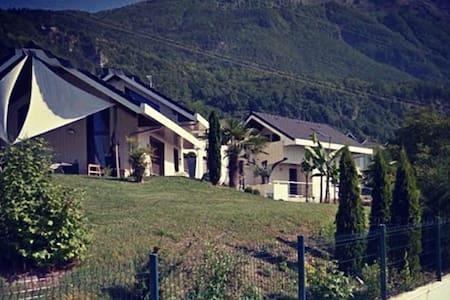Villa d'exception avec piscine en combe de Savoie. - St pierre d'albigny - Vila
