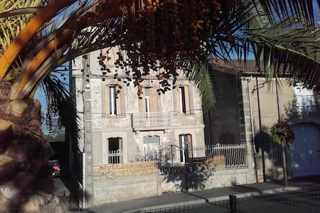 Aude Banks - Maison de charme from 1830's. - Cuxac-d'Aude - House