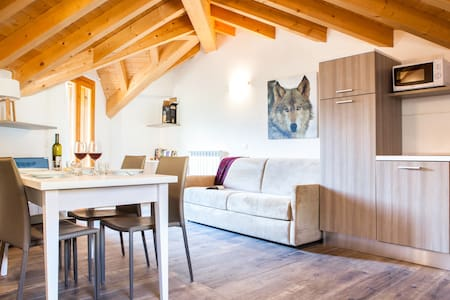 Lobbia Alta - Sunny flat ideal for your holidays! - Lejlighed