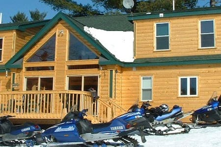 River House West Forks- Great Snowmobile Getaway! - West Forks