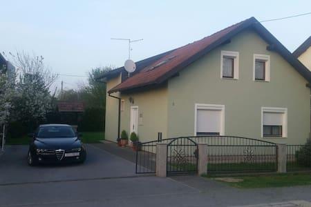 Home sweet home - House