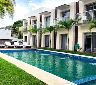 Deluxe Suite - Playa del Carmen - Appartement